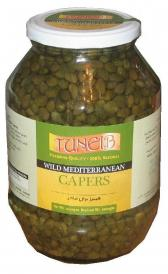 canned capers