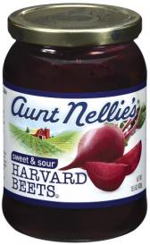 canned harvard beets