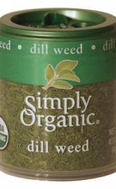 Dried Dill Weed - Properties Of Dried