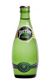 Perrier bottled water