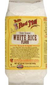 white rice flour